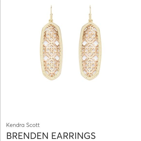 Kendra Scott Jewelry - Kendra Scott Brendan Earrings